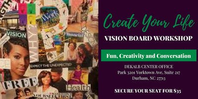Create Your Life Vision Board