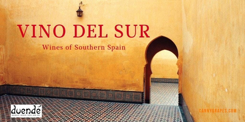Vino del Sur - Wines of Southern Spain