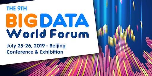 The 9th Big Data World Forum