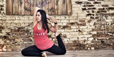 Yin Yoga Practice with Christina from Kindness Yoga
