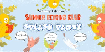 2018/19 Summer Reading Club Splash Party