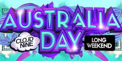 CLOUD NINE GEELONG . Australia Day Heave
