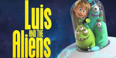 Movies at the Library - Luis and the Aliens