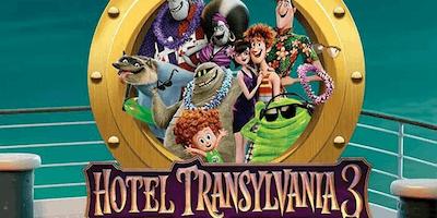 Movies at the Library - Hotel Transylvania 3
