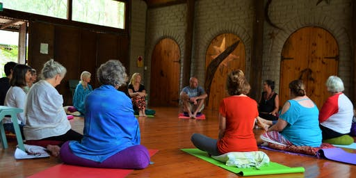 Nourishing Mindfulness Weekend Retreat