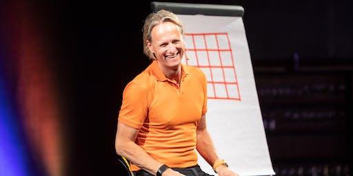 """Geschenk-Special   ein Live-Event inkl. Bestseller-Buch """"Träume wagen"""""""