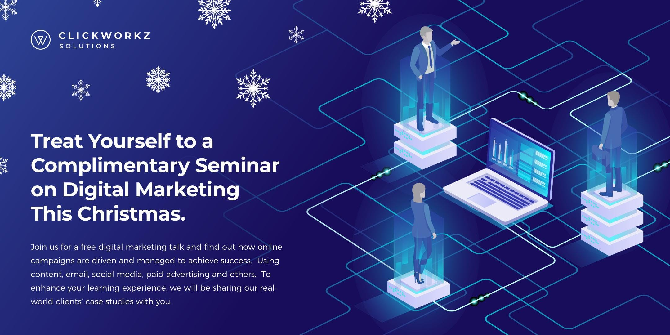 Complimentary Seminar on Digital Marketing