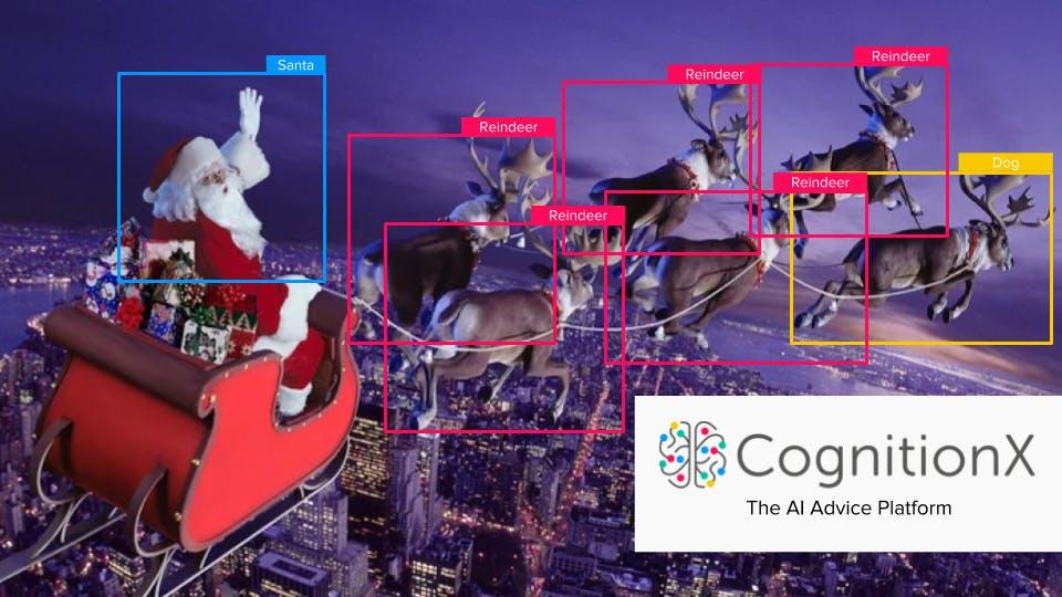 CognitionXmas Drinks - The 2018 AI Review