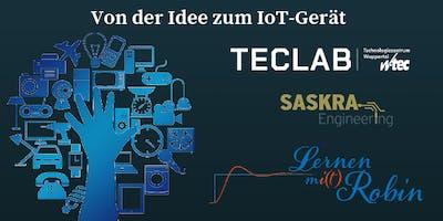 Von der Idee zum IoT-Gerät