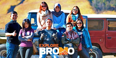 Open Trip Bromo Midnight Setiap Minggu dari Surabaya tickets