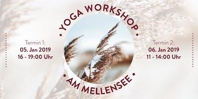 Yoga Workshop Am Mellensee