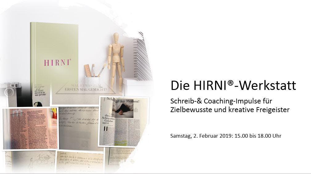 Die HIRNI®-Werkstatt: Schreib-& Coaching-Impu