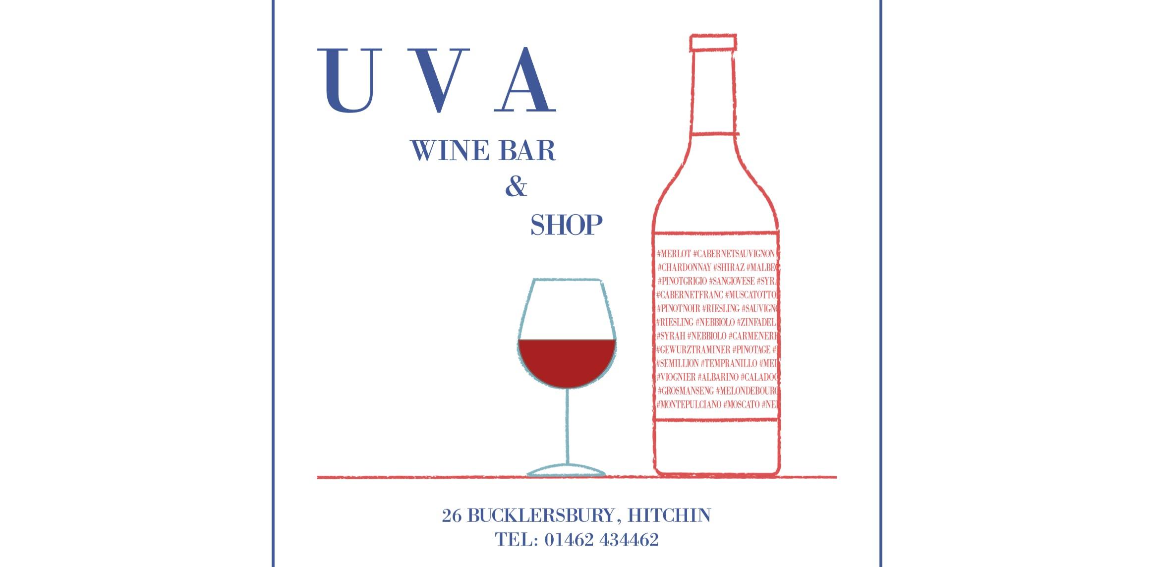 Uva Wine Bar & Shop Opening (Tuesday)