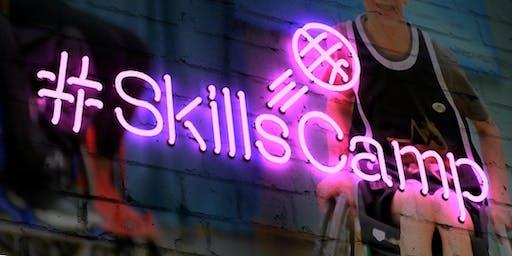 Scotland Wheelchair Basketball Skills Camp