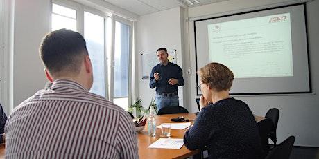 Seminar Basis-Wissen Google AdWords Werbung (SEA) Tickets