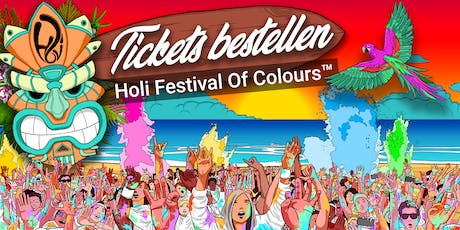 HOLI FESTIVAL OF COLOURS FRANKFURT 2019 Tickets