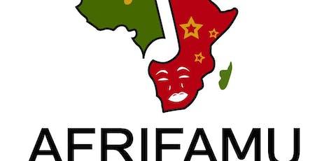 AFRICAN COMMUNITY ACHIEVEMENT AWARD. AFRIFAMU / ACAA 2020  tickets