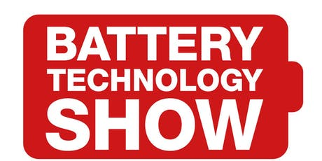 The Battery Technology Show - 22nd & 23rd October 2019 tickets