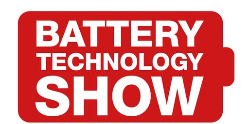The Battery Technology Show - 22nd & 23rd October 2019