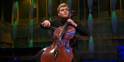 Maxim Calver (cello) & (piano) - BBC YOUNG MUSICIAN