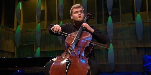 Maxim Calver (cello) & Gorka Plada Giron (piano) - BBC YOUNG MUSICIAN