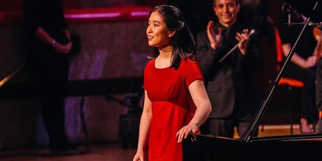 Lauren Zhang (piano) - BBC YOUNG MUSICIAN  2018 WINNER tickets
