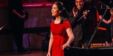Lauren Zhang (piano) - BBC YOUNG MUSICIAN  2018 WINNER tickets