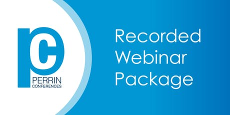 RECORDED WEBINAR AUDIO PACKAGE - Talc and Ovarian Cancer: State of the Science and Litigation - June 2016 tickets