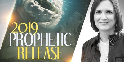 Prophetic Release 2019 with Jennifer LeClaire (Coalinga, CA)