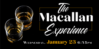 The Macallan Dinner