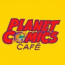 Planet Comics logo