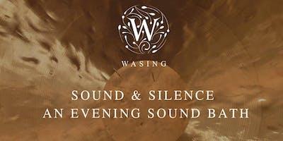 New Year Sound & Silence – An Evening Sound Bath