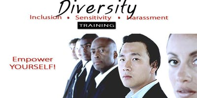 Individual DIVERSITY, INCLUSION, SENSITIVITY & HARASSMENT SKILLS TRAINING.