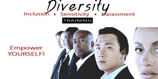 Individual DIVERSITY, INCLUSION, SENSITIVITY & HARASSMENT SKILLS TRAINING.