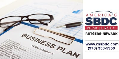 RNSBDC Smart Business Plan Workshop (Summer Cycle)
