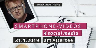 SMARTPHONE VIDEOS 4 Social Media
