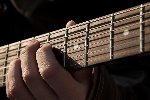 Cours de guitare - niveau Débutant