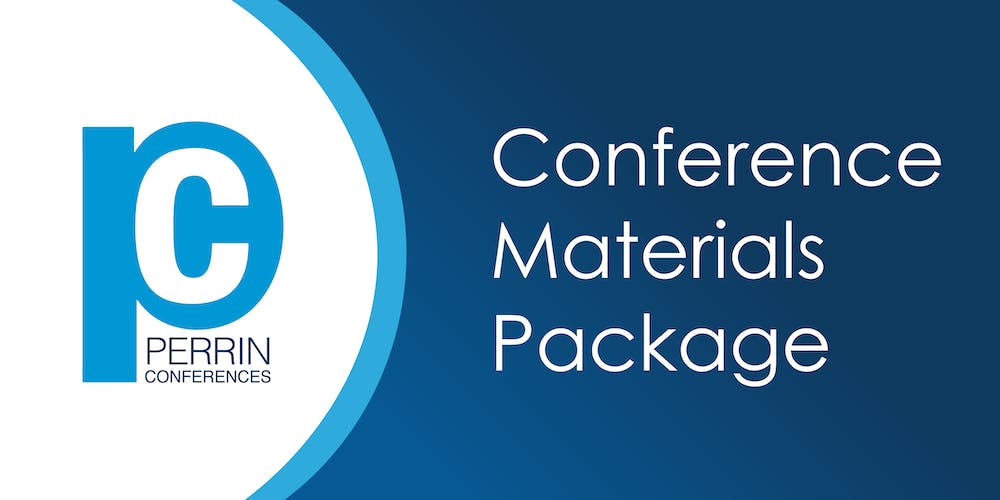 CONFERENCE MATERIALS PACKAGE - National Construction Defect Conference 2017