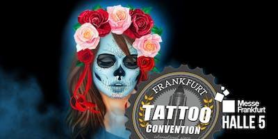 27th Tattoo Convention FFM
