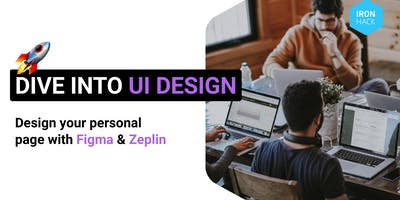 DIVE INTO UI DESIGN: Create your PERSONAL PAGE wit