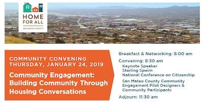 Community Engagement: Building Community Through Housing Conversations