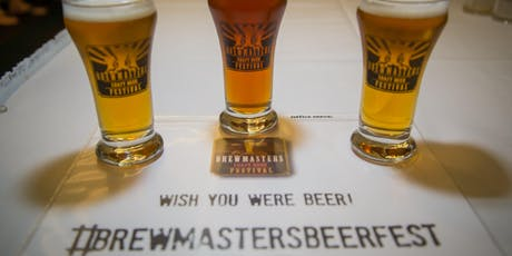 Volunteer for 2019 BrewMasters Craft Beer Festival tickets