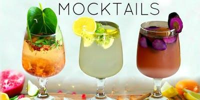 International Students Mocktails Social