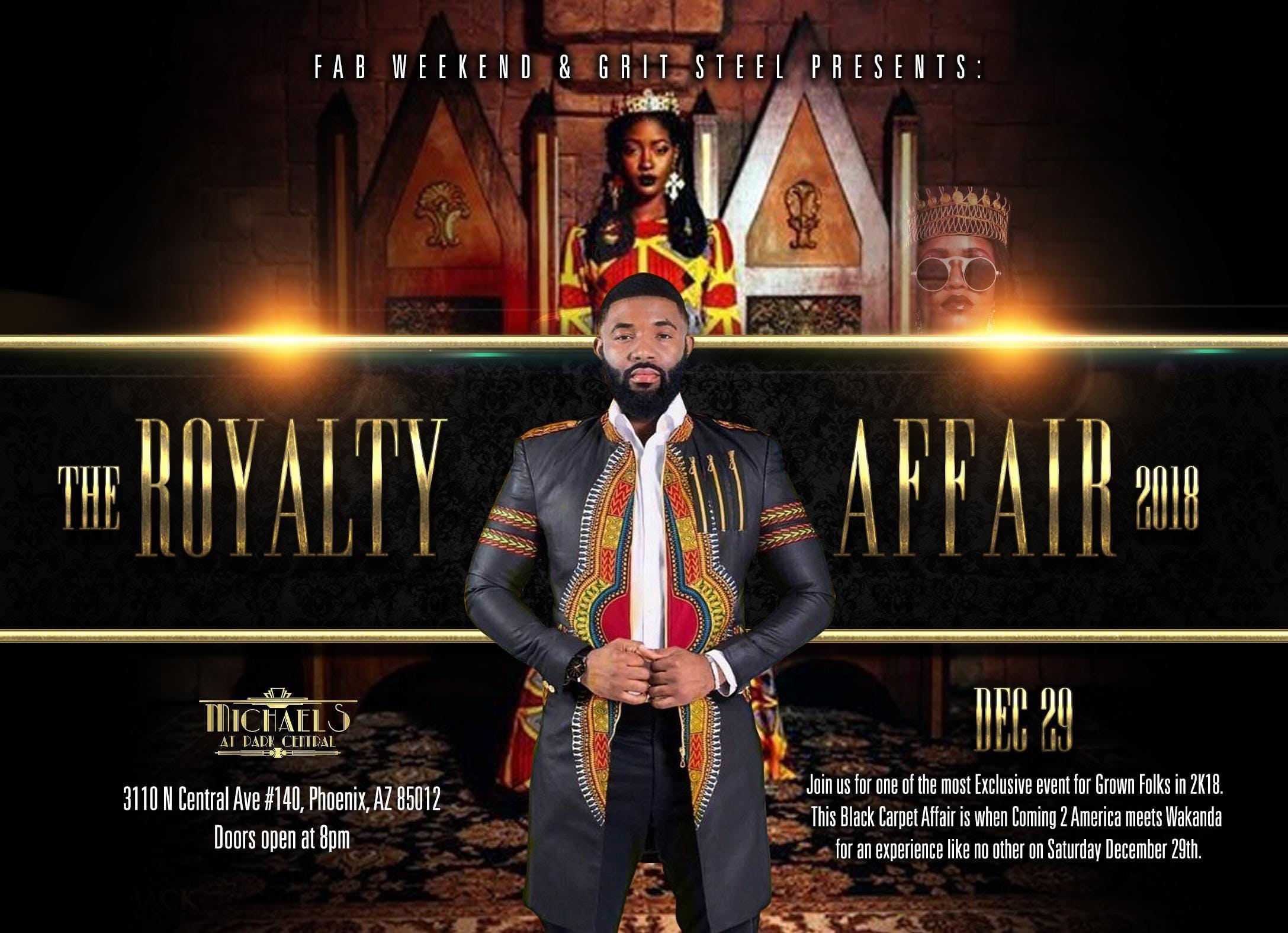 The Royalty Affair 2018