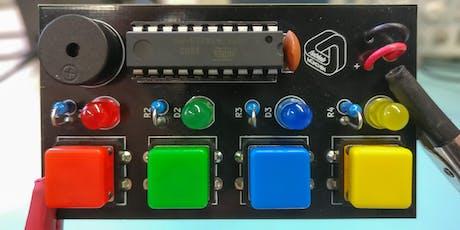 FabLabKids: Lötkurs und Elektronik-Kurs - Piepdings Tickets