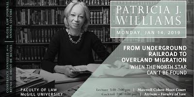 McGill Law Journal Annual Lecture: Patricia Williams