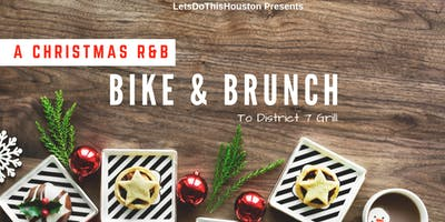 A Christmas R&B | Bike & Brunch to District 7 Grill