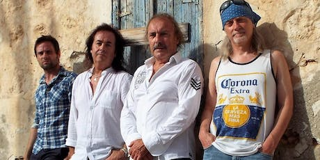 John Coghlan's Quo - The legendary Status Quo drummer & his band tickets