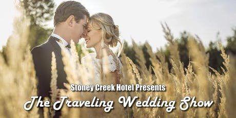 The Traveling Wedding Show - Hosted At Stoney Creek Hotel  tickets