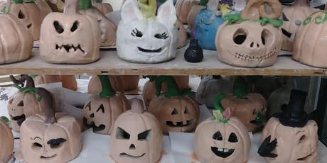 Family Art Night - Carved Pumpkins tickets